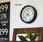BIMAKES Hanford Wall Clock 10,800yen