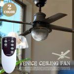 HERMOSA VENICE CEILING FAN CF42-003 ¥31,320
