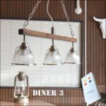 HERMOSA DINNER3 Pendant light 27,000yen