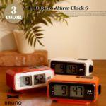 BRUNO LCD Retro alarm clock 4,860yen