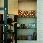 Sign Lamp BAR 23,760yen