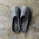 SIWA Room Shoes S/L (BLACK BRICK Original) ¥4,900+TAX