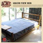 ACME FURNITURE GRAND VIEW BED QUEEN 108,000yen