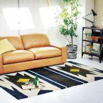 unico TERRA Leather sofa 3-seater 213,840yen-