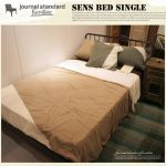 journal standard FURNITURE SENS BED SINGLE 62,640yen