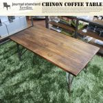 journal standard FURNITURE CHINON COFFEE TABLE 49,680yen