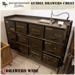 journal standard FURNITURE GUIDEL 12DRAWERS CHEST WIDE 77,760yen