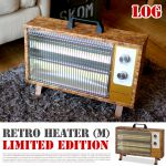 HERMOSA Retro heater M Limited Edition LOG 13,824yen