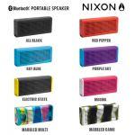 NIXON(ニクソン)Bluetooth ポータブルスピーカー THE BLASTER 20,520yen