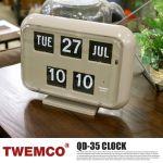 TWEMCO(トゥエンコ)WALL & TABLE CLOCK 29,160yen