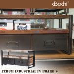 d-Bodhi(ディーボディ) FERUM INDUSTRIAL TV BOARD S 85,320yen