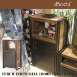 d-Bodhi(ディーボディ) FERUM INDUSTRIAL 1DOOR 1OPEN RACK 82,420yen