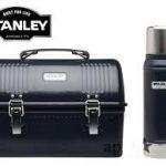 STANLEY ランチボックス9.4L & 真空断熱ボトル750mlセット(ネイビー) 9,000yen