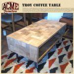 ACME Furniture(アクメファニチャー) TROY COFFEE TABLE 45,360yen