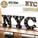 ART WORK STUDIO Sign Ramp(サインランプ) 「NYC」 23,760yen