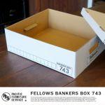 Fellowes(フェローズ)バンカーズボックス743  864yen