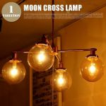 HERMOSA MOON CROSS LAMP(ムーンクロスランプ)30,240 yen