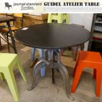 journal standard GUIDEL ATERIER TABLE(ギデル アトリエテーブル)86,400 yen