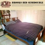 ACME BROOKS BED Semi-double 75,600yen